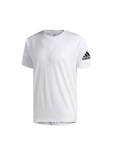adidas Erkek Fl_Spr X Ul Sol Tişört DU1435 Beyaz